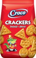 Mini Crackers Cheese 100 gram - thumbnail
