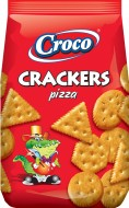 Mini Crackers Pizza 100 gram - thumbnail