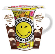 Smiley Mug + Mini Creamy Choc. Eggs - thumbnail
