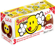 Choc. Eggs Smiley 3-pack - thumbnail