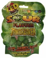 Jawbreakers Shaped Bag Sour 132 gram - thumbnail