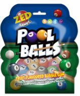 Shaped Bag Pool Balls Printed BBG 124 gram - thumbnail